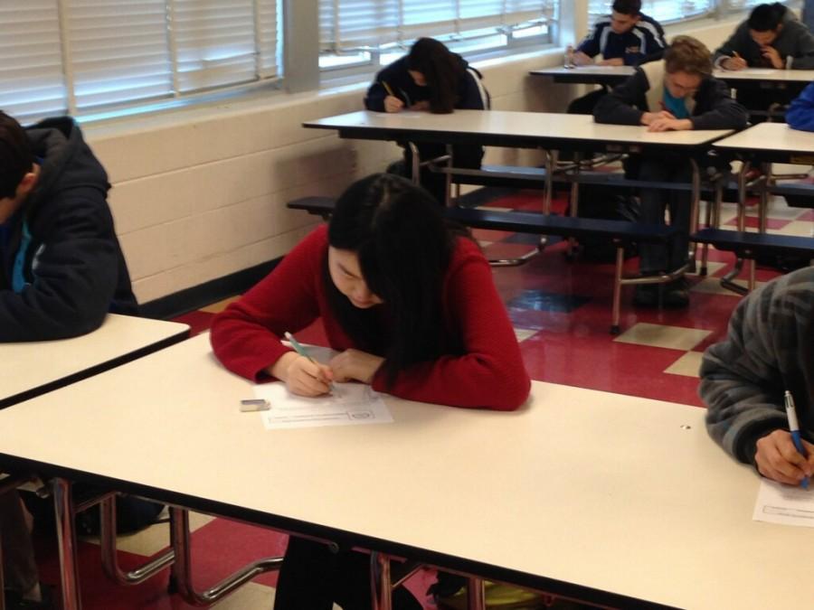 CHS Math Team season