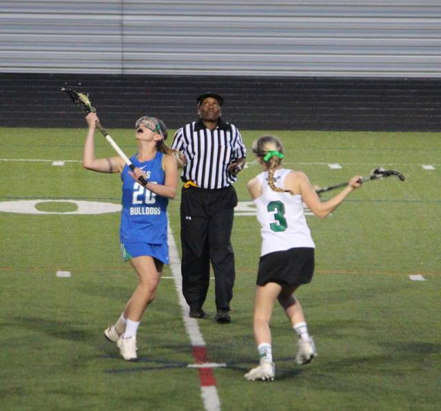 Senior Rachel Thal-Larsen has played varsity lacrosse for 4 years and had 51 goals and 12 assists in the 2014 spring season. She is considering continuing her lacrosse career at Lehigh University next year.