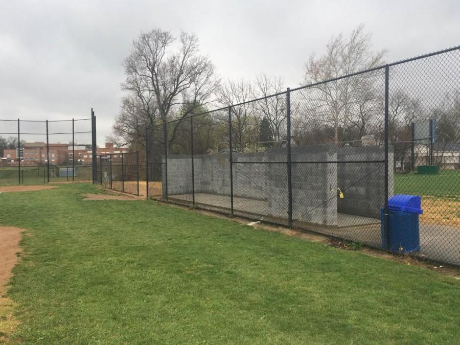 Due to weather and permit issues, the dugouts are still not finished.