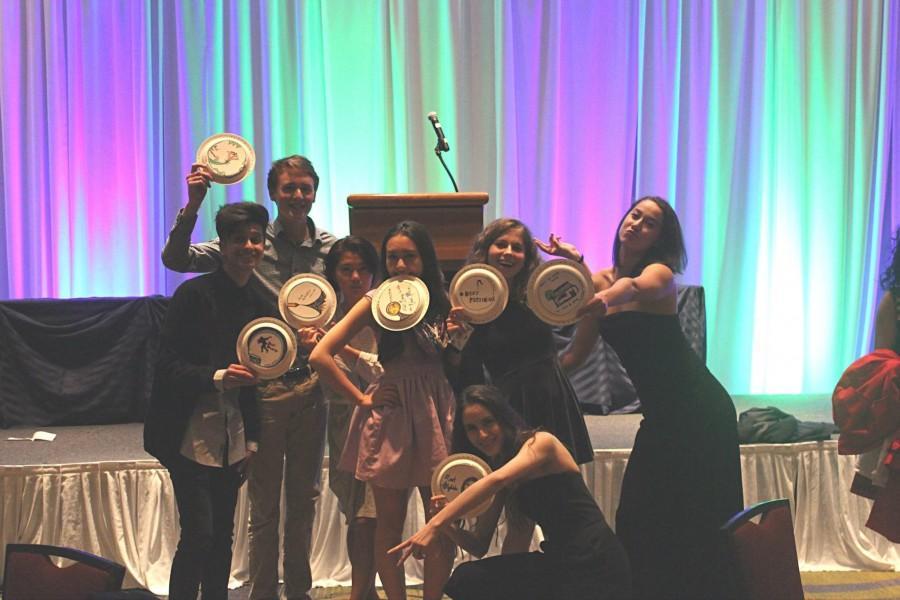 Seniors win Superlatives