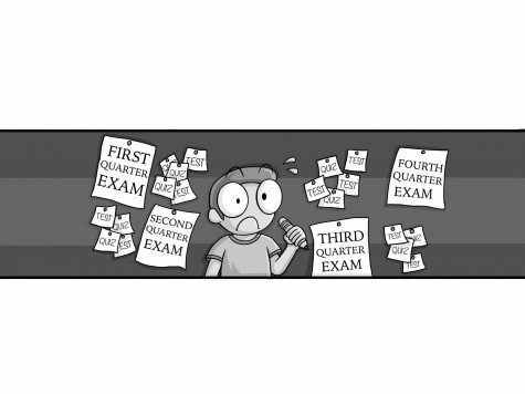 Quarter Exams Only Add More Stress