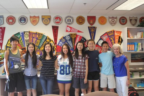 National Merit Scholarship Semifinalists receive recognition