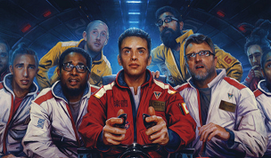Gaithersburg native  rapper Logic releases new hip hop album, The Incredible True Story.