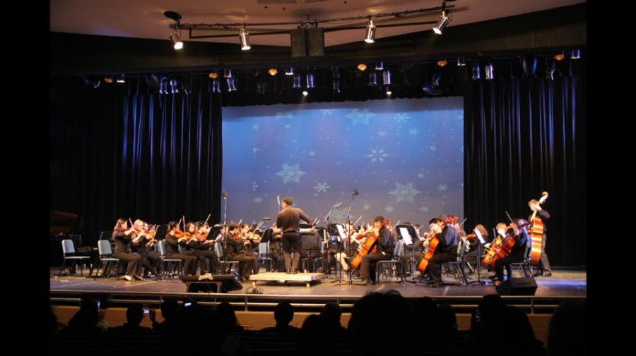 Orchestra Winter Concert