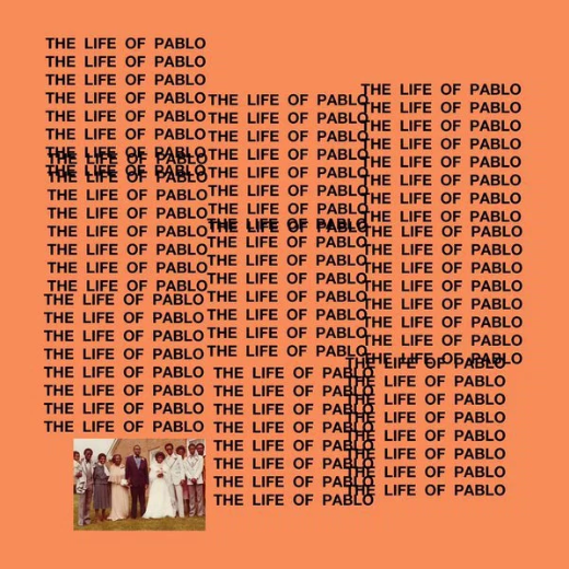Kayne Wests new album The Life of Pablo was released Feb. 14.