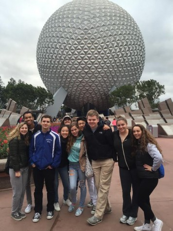 Music Department Disney Trip