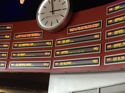 Allegiant flops in theaters