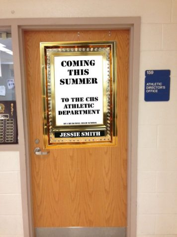 Jesse Smith will take over as the Athletic Director at CHS starting July 1, replacing Scott Rivinius.