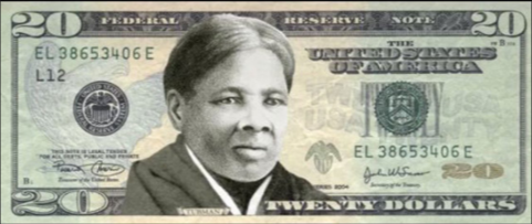 Harriet Tubman will be featured on the front of the new $20 bill. The changes coming to the #5, $10 and $20 bills were made using public input and are meant to bring more representation to U.S. currency.