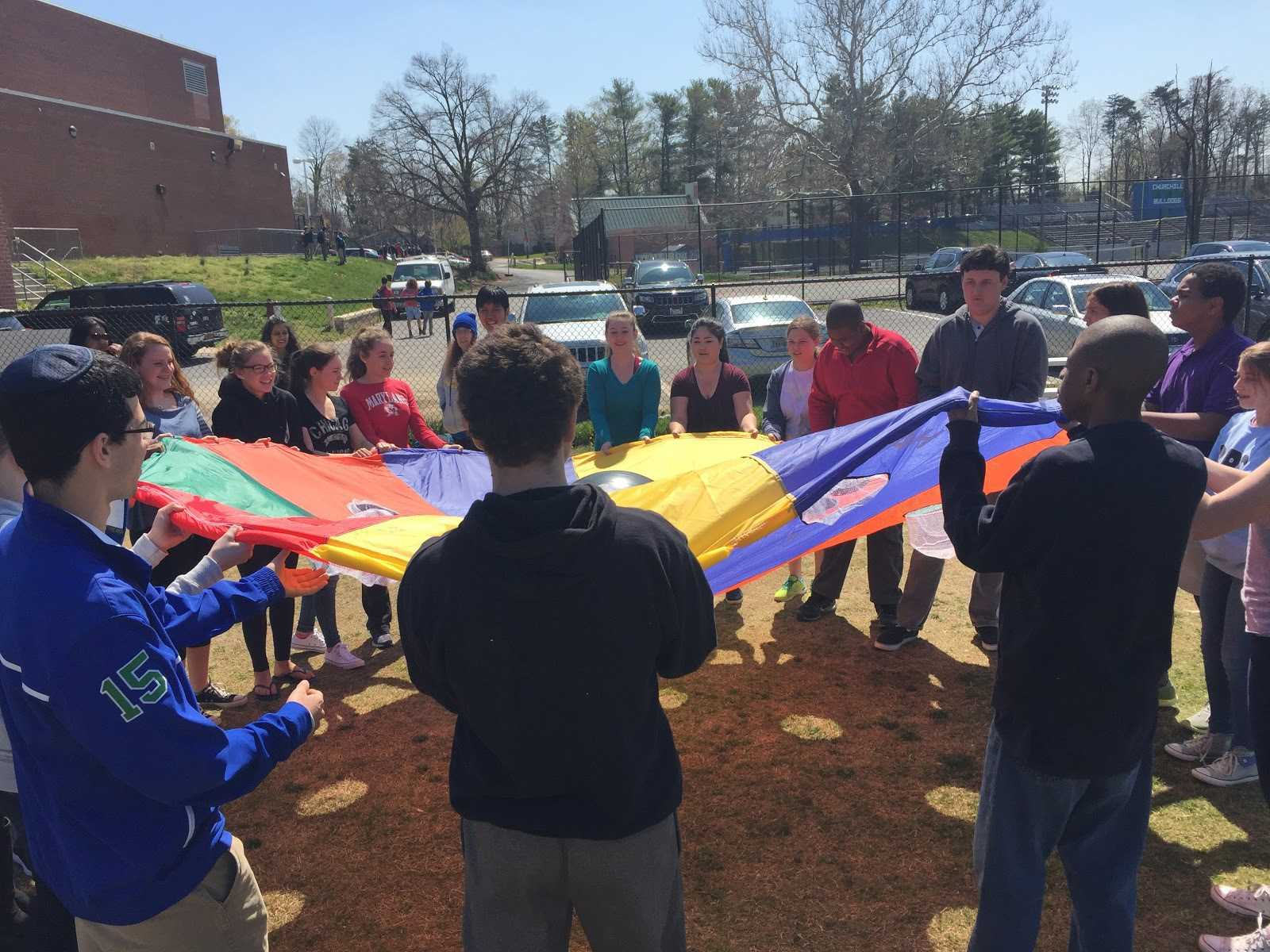 The Best Buddies Club at CHS uses friendship building in order to unite students with their buddies