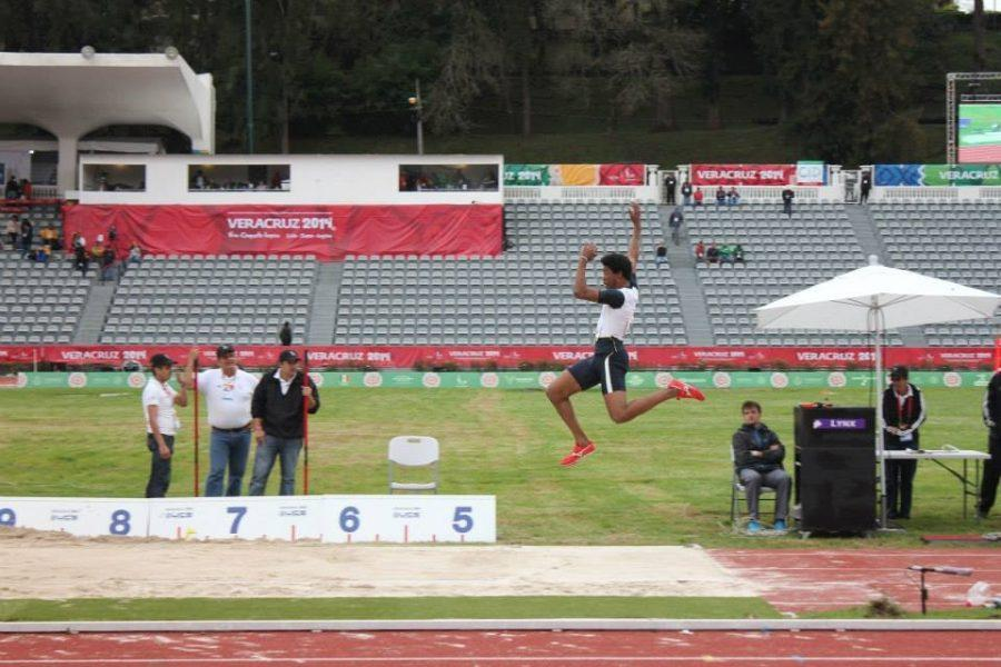CHS long and triple jump coach Muhammad Halim will represent the U.S. Virgin Islands at the Olympics in Rio this summer.