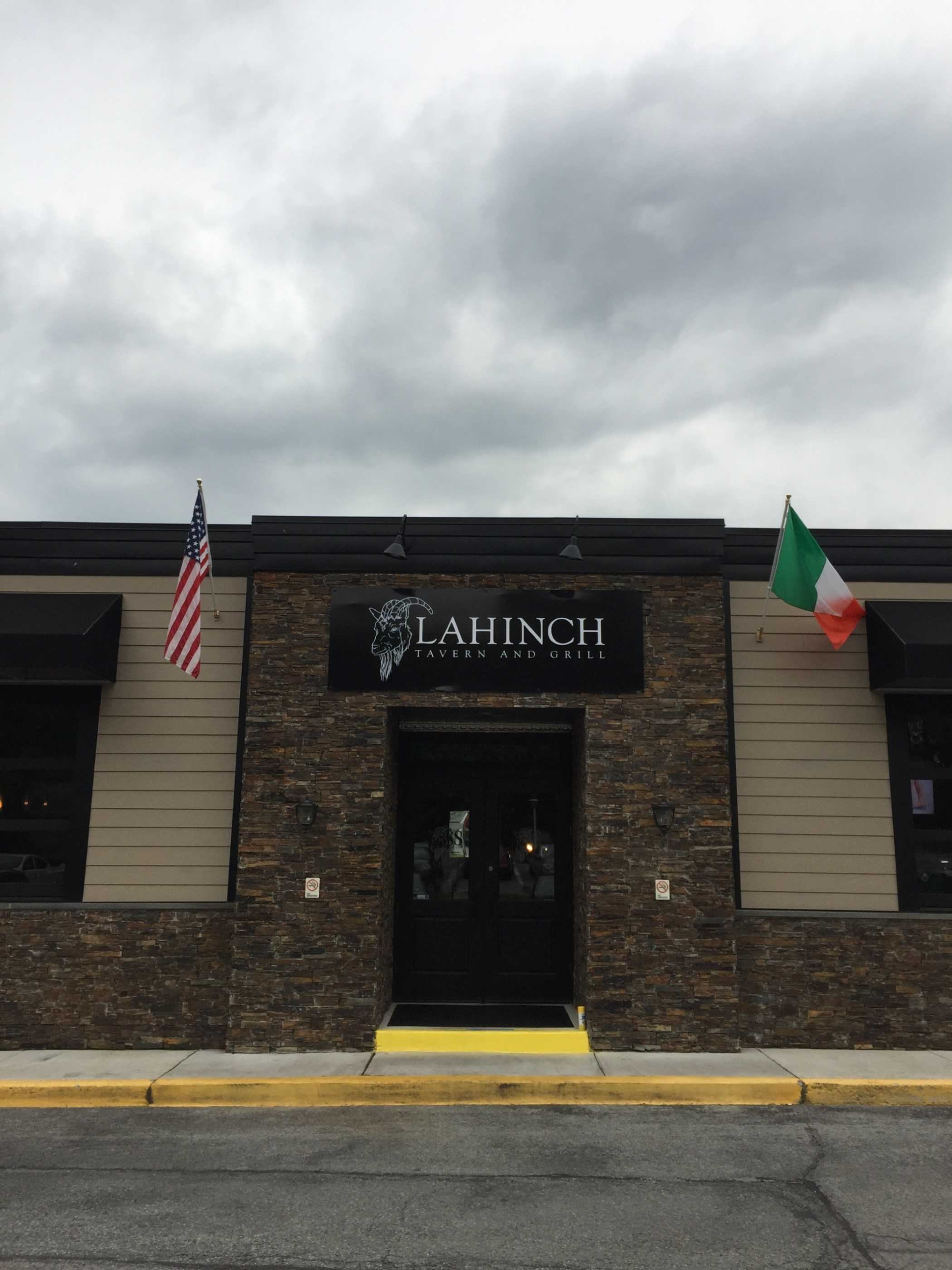 Replacing Benny's Bar and Grill, Lahinch Tavern and Grill opened April 20 and features American, traditional Irish and even vegan cuisine.