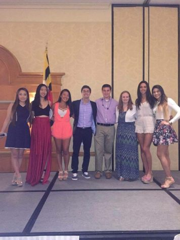 Senior Banquet Brings Class of 2016 Together