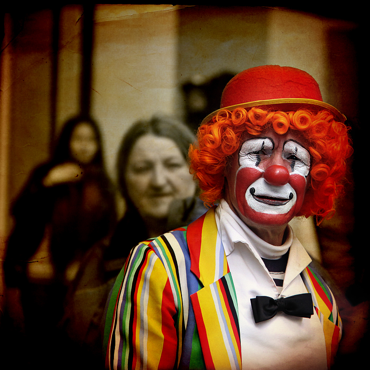 Clowns have sprung fear into the community, but violence against them is not the answer.