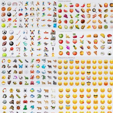Some of the highly-anticipated new emojis include a clown, an avocado, a crab, and a gorilla.