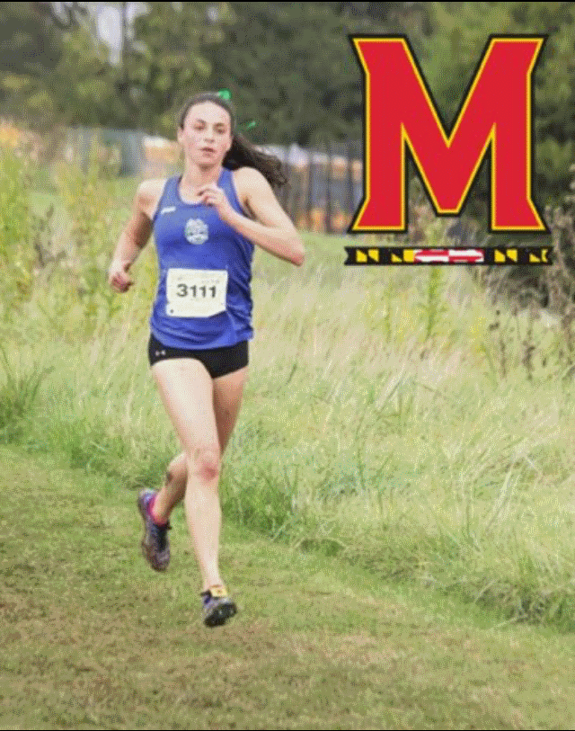 Julia Reicin Commits to University of Maryland