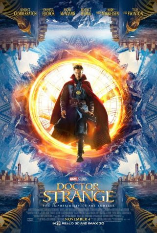 """""""Doctor Strange"""" opened Nov. 4 and has received high praise by critics and moviegoers."""