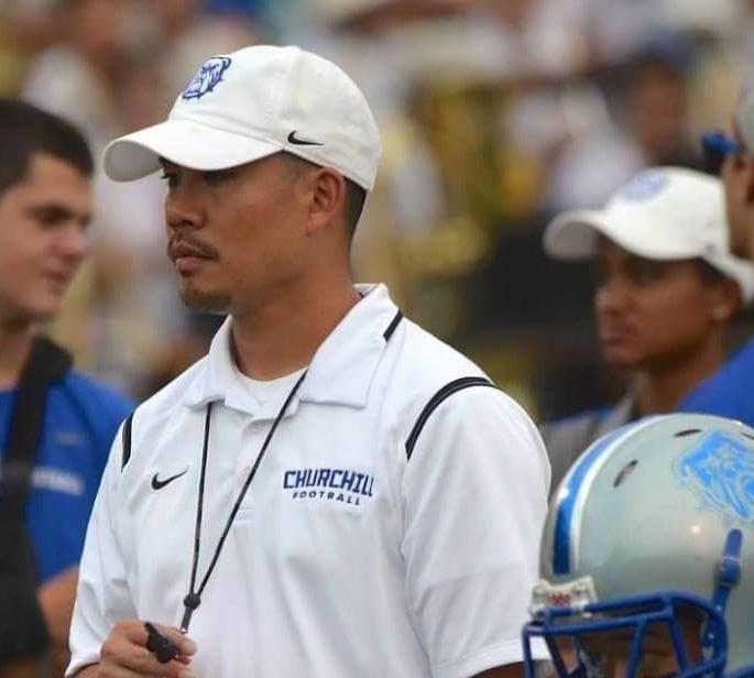 Former Head Football Coach Albert Song steps down after two seasons with the Bulldogs.