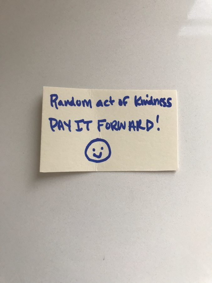 Many people participated in Random Acts of Kindness Day Feb. 17, however the holiday isn't as well known as others.
