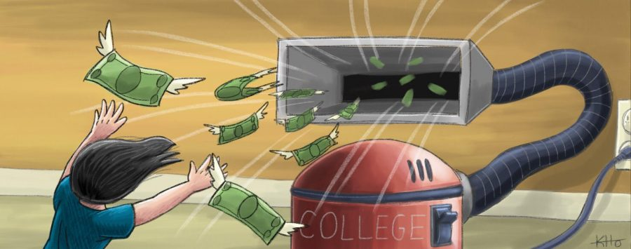Pre-College Costs Hinder Students