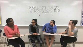 Student Panels Improve Tolerance and Communication
