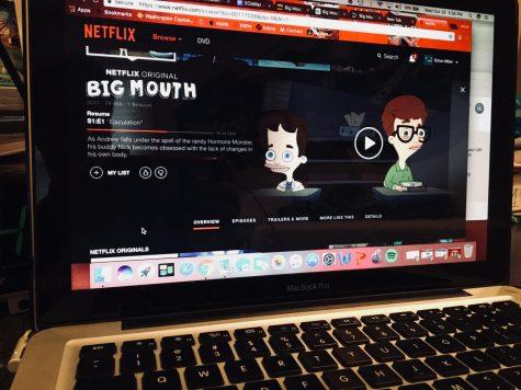 Big Mouth tackles taboo topics comically