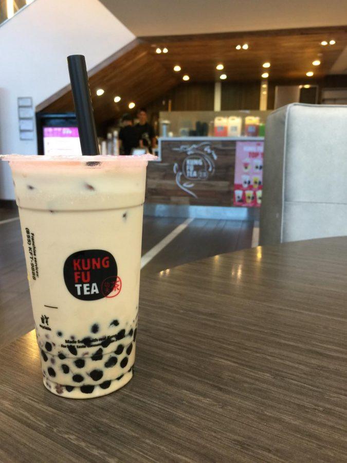 Kung Fu Tea pops into Montgomery Mall