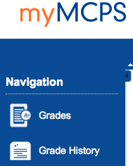 While MCPS used Edline to electronically disclose grades to students and parents in the past, this year they have made the switch to a new, custom program called MyMCPS.