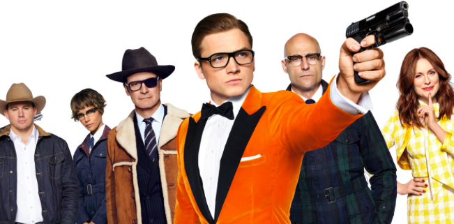 %22Kingsman%3A+The+Golden+Circle%22+proves+to+be+a+successful+second+installment+to+the+first+Kingsman+movie%2C+Kingsman%3A+The+Secret+Service.