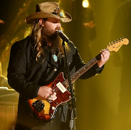 Stapleton's third album supplies raw sound