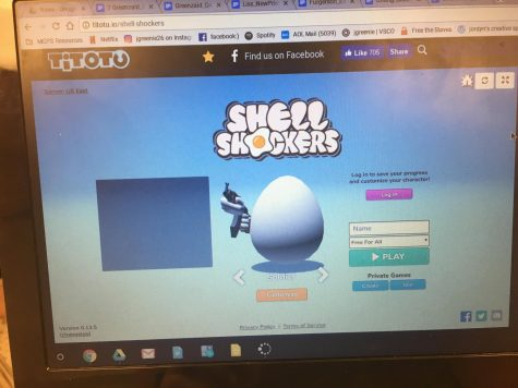 Shell Shockers video game cracks into classrooms