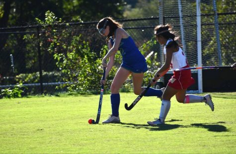 Field hockey secures regional championship