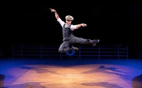 Anything Goes is a big hit on Arena Stage