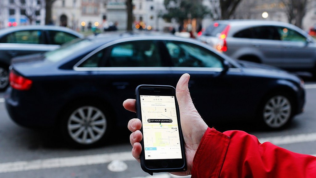 Apps like Uber provide a cheap and safe alternative to driving.