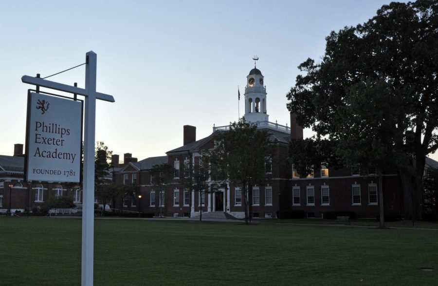 Phillips Exeter Academy, founded in 1781, sends a third of its students to Ivy League schools.