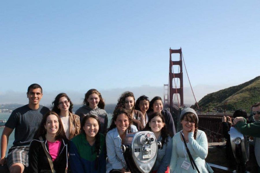 When Jamie Lescht was on the Observer, their journalism class took a trip to learn more in San Francisco.