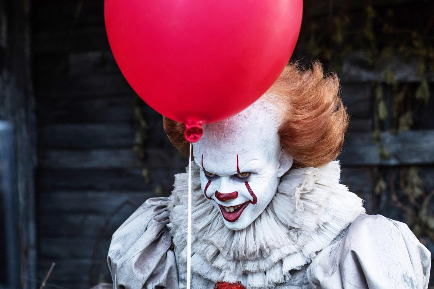 Pennywise the Clown, the main terror of IT 2.