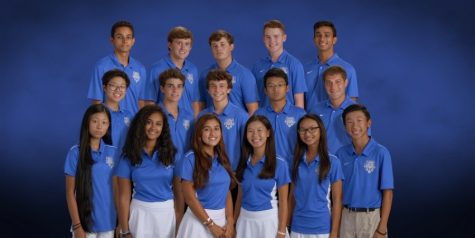 WCHS golf team members swing their way to the top