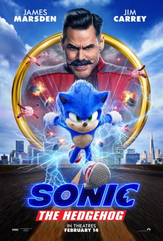 """Sonic the Hedgehog"" races into theaters"