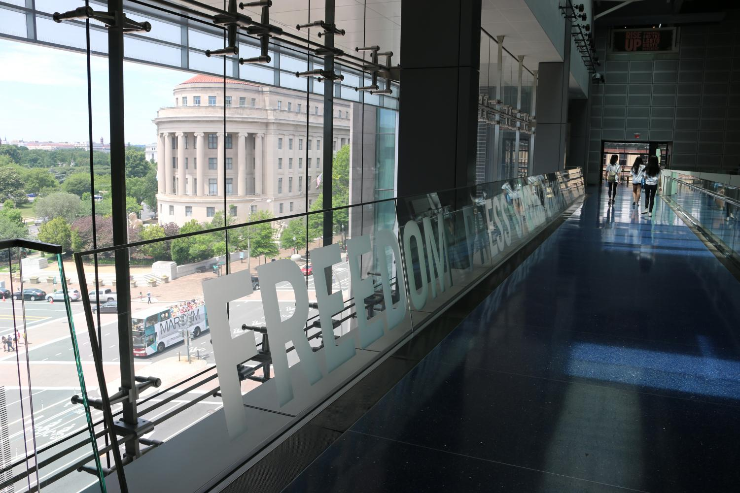 The Newseum may no longer exist, but its spirit and dedication to exceptional journalism has inspired generations of Americans to value the freedom of speech, expression and press.