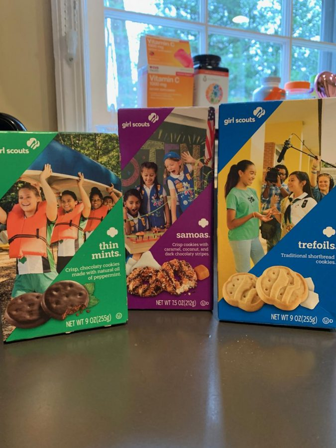 Girl+Scout+Cookies+not+only+teach+girls+lessons+on+business%2C+but+taste+great.+The+best+Girl+Scout+Cookie+was+Samoas%2C+though+they+were+all+good.+