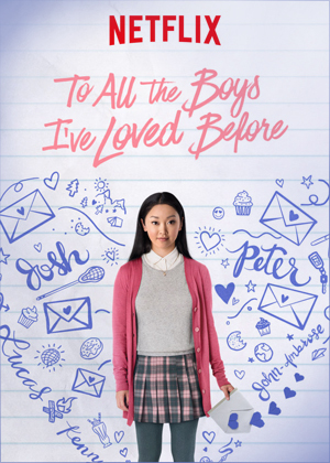 "Based on the New York Times Best-Seller, ""To all the Boys I Loved Before"" gained enough traction from fans to earn itself a sequel, ""To all the Boys I Loved Before PS I Still Love You."" This new Netflix romantic comedy stars Lana Condor, who plays shy girl Lara jean, and Noah Centineo, who plays a popular lacrosse star."