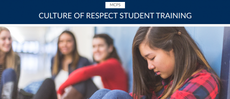 The homepage of the Canvas page for the Culture of Respect training. Students can access this training, which can earn them two Student Service Learning hours, by using Canvas.