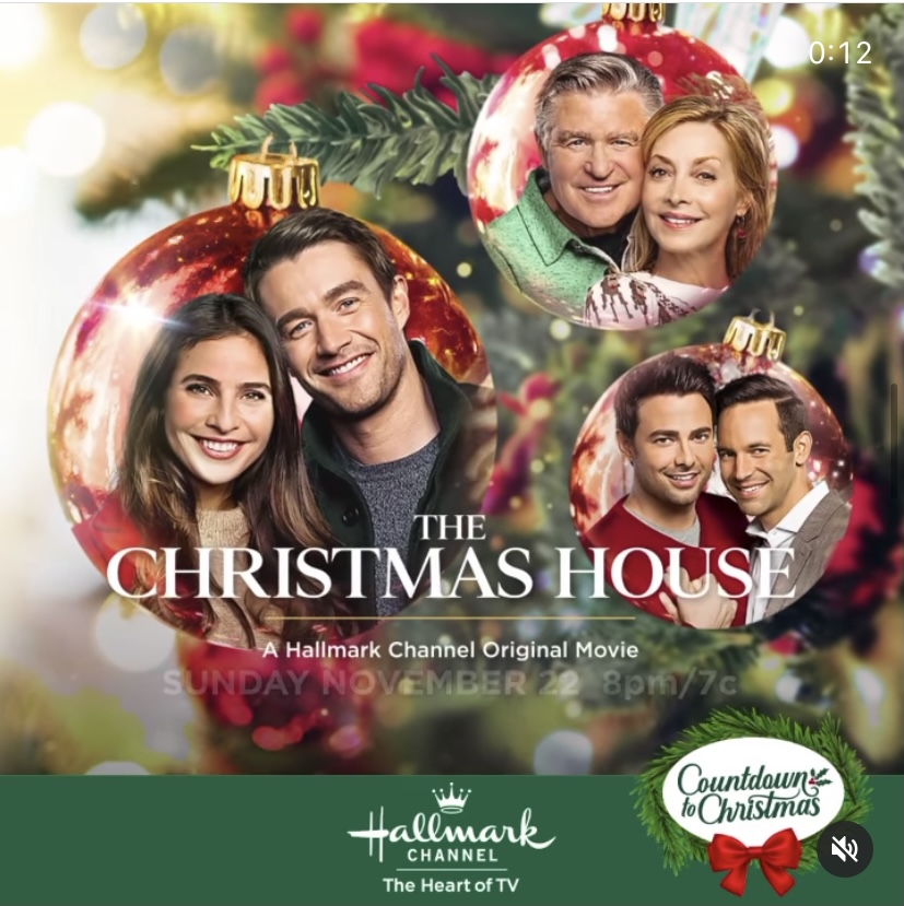 Hallmark+movies+made+history+when+they+included+their+first+gay+couple+on+screen.+Although+last+year+Hallmark+underwent+controversy+for+not+allowing+a+commercial+of+gay+people+to+air+on+their+channel%2C+hallmark+is+making+progress.+