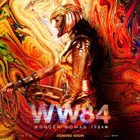 The poster for Wonder Woman 1984. As the first big-ticket movie released during the pandemic, the movie had a great chance to reinvigorate the DC brand.